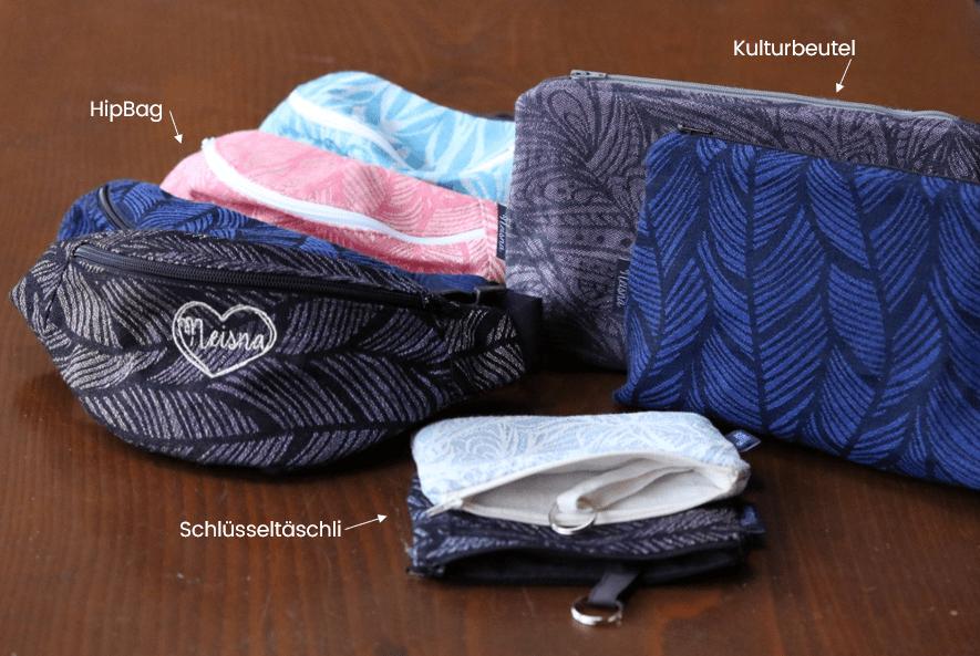 Übersicht: Taschen im Vergleich